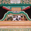 日光東照宮眠り猫