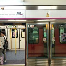 香港MTR西鉄線