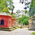 写真:マナカマナ寺院