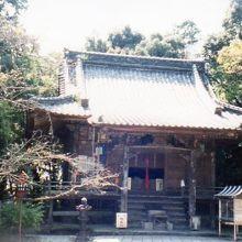 竹林寺・太師堂