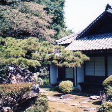 竹林寺・名勝庭園