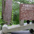 写真:宮古港海戦記念碑
