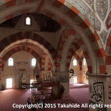 エディルネ最古のモスク