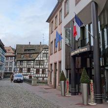 ホテルRégent Petite France