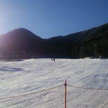首都圏から近いのにリーズナブルなスキー場