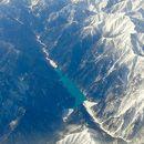 高瀬ダム調整湖