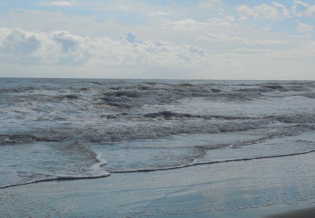 中里海水浴場