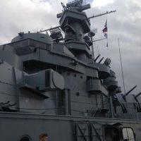 戦艦アラバマ記念公園