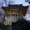 写真:花巻城時鐘