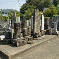 写真:鎌倉十七の墓