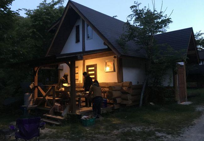 ミヤシタ ヒルズオートキャンプ場