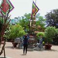 写真:チャン・フン・ダオ廟