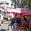写真:パッピンス通り (かき氷通り)