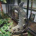 写真:米子城 しゃちほこ