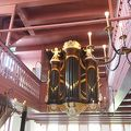 写真:屋根裏部屋の教会 (旧アムステルクリング博物館)