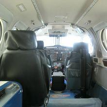 実際に機内に搭乗できます。 ただし、混雑時は子供優先です。
