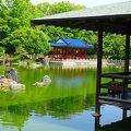 写真:大仙公園 日本庭園