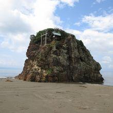 弁天島です。