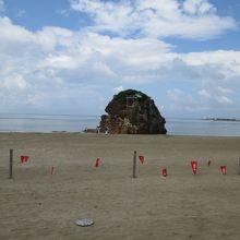 弁天島です