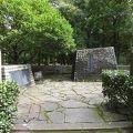 写真:近衛歩兵第二連隊記念碑