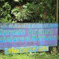 写真:キュランダ オリジナル レインフォレストマーケット