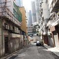 写真:必列者士街