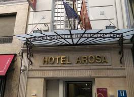 ホテル アローザ