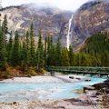 写真:タカカウ滝