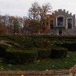 フルボカー城の庭園