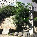 写真:芭蕉句碑 (南御堂門前)