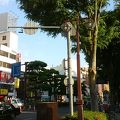 写真:平和通り (甲府市)