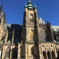 写真:プラハ城ロングツアー