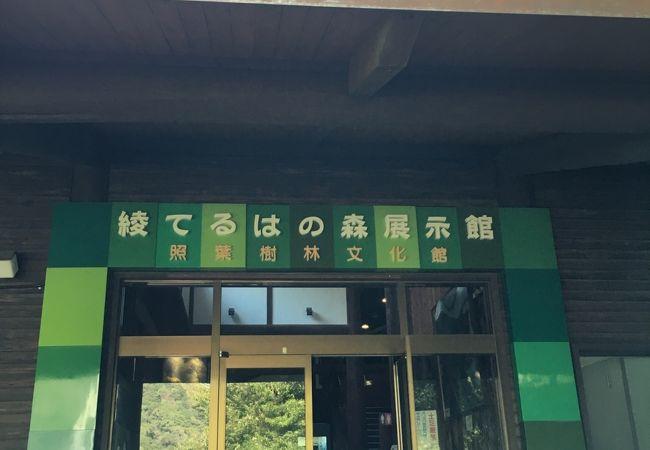 照葉樹林文化館
