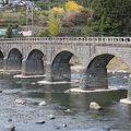 写真:耶馬溪橋