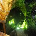 写真:延沢銀坑洞
