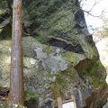 写真:唐人戻岩