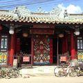 写真:関公廟 (クアンコン廟)