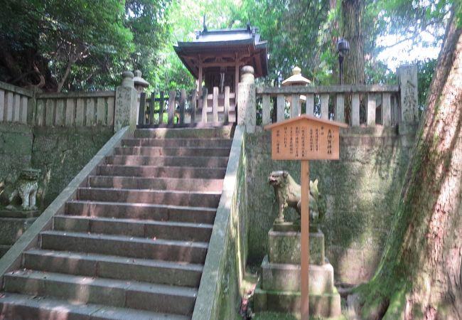 金刀比羅宮 真須賀神社