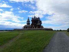 キジ島保全区歴史建築民族国立野外博物館