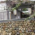 写真:武家屋敷