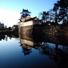 富山城の歴史がわかる郷土博物館