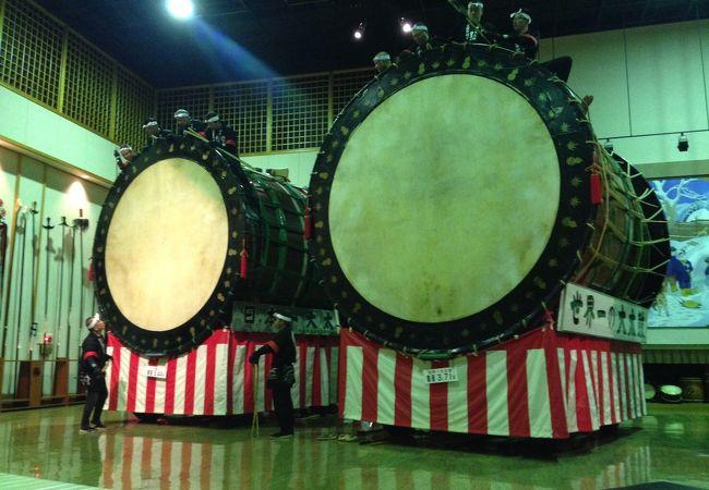 大太鼓の館