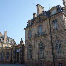 18世紀の宮殿