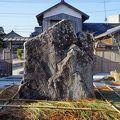 写真:栄西禅師誕生地