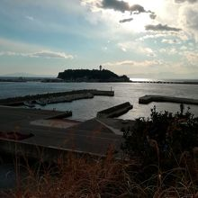 昔から存在する岬