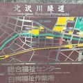 写真:北沢川緑道