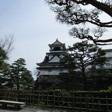 高知城。今回は入館せずです。