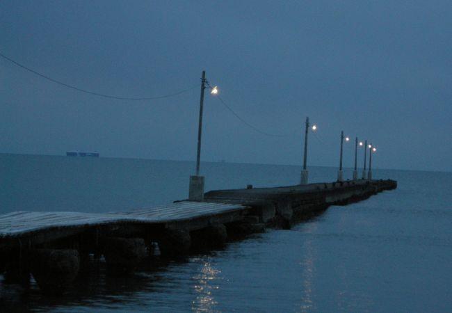 原岡海水浴場