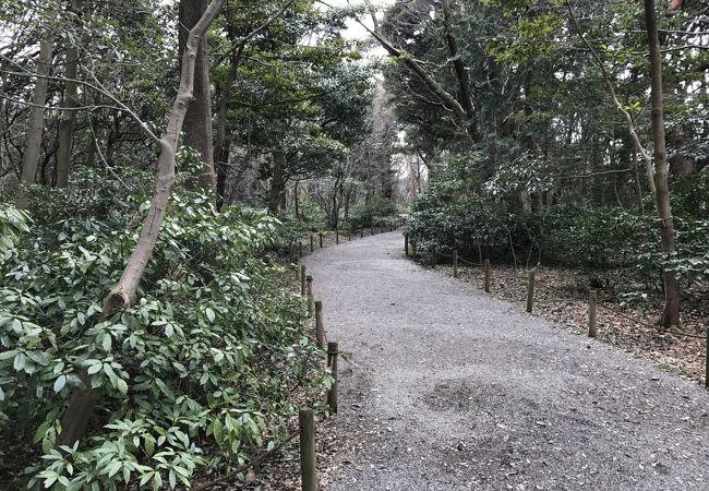 金沢城公園 本丸園地