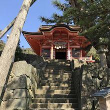 日御碕神社、神の宮。